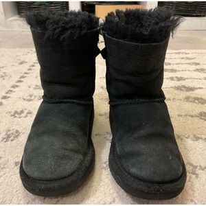 Ugg Bailey Bow Booties Ankle Boots